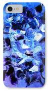 Angels Sky IPhone Case by Isabelle Vobmann