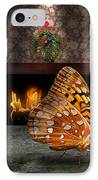 Animal - The Butterfly IPhone Case