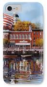 Annapolis IPhone Case