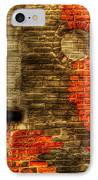 Another Brick In The Wall IPhone Case by Thomas Young