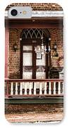 Antiques Bought And Sold IPhone Case by Heather Applegate