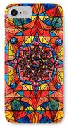 Aplomb IPhone Case by Teal Eye  Print Store