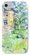 Apple Blossom Farm IPhone Case by Elizabeth Jane Lloyd