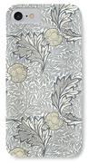 Apple Design 1877 IPhone Case by William Morris