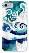 Aqua Mermaid IPhone Case