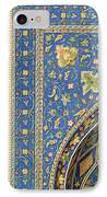 Architectural Details From The Mesdjid I Shah IPhone Case