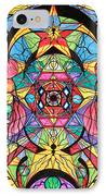 Arcturian Ascension Grid IPhone Case