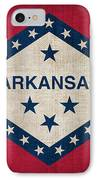 Arkansas State Flag IPhone Case