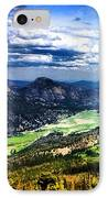 Around The Bend IPhone Case by Kimberly Nickoson