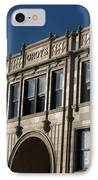 Art Deco -  The Grove Arcade IPhone Case