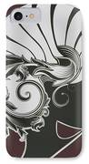 Art Deco IPhone Case by Diane Wood