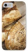 Artisan Bread IPhone Case by Elena Elisseeva