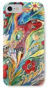 Artwork Fragment 22 IPhone Case