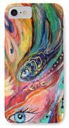 Artwork Fragment 40 IPhone Case