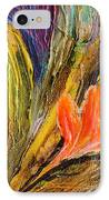 Artwork Fragment 98 IPhone Case by Elena Kotliarker