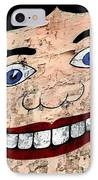 Asbury Tillie IPhone Case by John Rizzuto