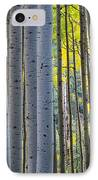 Aspen Trunks IPhone Case by Inge Johnsson