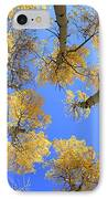Aspens Skyward IPhone Case by John Daly