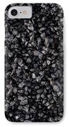 Asphalt Gravel IPhone Case by Hakon Soreide