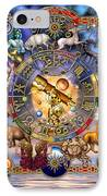 Astrology IPhone Case by Ciro Marchetti