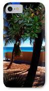 At Dog's Beach In Key West IPhone Case by Susanne Van Hulst