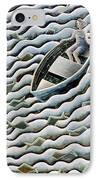 At Sea IPhone Case by Celia Washington