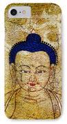 Aum Buddha IPhone Case by Tim Gainey