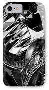 Auto Headlight 162 IPhone Case by Sarah Loft