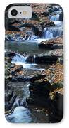 Autumn Cascade IPhone Case by Frozen in Time Fine Art Photography
