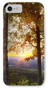 Autumn Highlights IPhone Case by Debra and Dave Vanderlaan