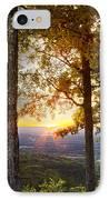 Autumn Highlights IPhone Case by Debra and Dave Vanderlaan