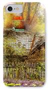 Autumn - House - On The Way To Grandma's House IPhone Case