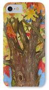 Autumn Leaves 1 IPhone Case