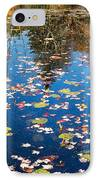 Autumn Reflections IPhone Case by Bill Wakeley