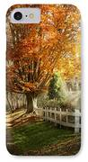 Autumn - Westfield Nj - I Love Autumn IPhone Case