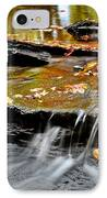 Autumnal Serenity IPhone Case by Frozen in Time Fine Art Photography