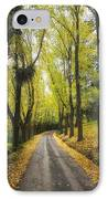 Autumns Day IPhone Case