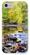 Awesome Autumn  IPhone Case by Frozen in Time Fine Art Photography