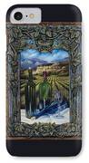 Bacchus Vineyard IPhone Case