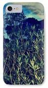 Back Yard Sky IPhone Case