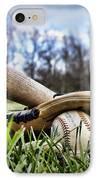 Backyard Baseball Memories IPhone Case