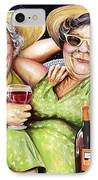 Bahama Mamas IPhone Case by Shelly Wilkerson