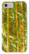 Bamboo Vertical IPhone Case by Christina Rahm