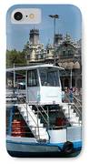 Barcelona Waterfront IPhone Case