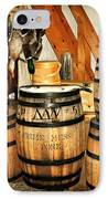 Barrels  IPhone Case by Marty Koch