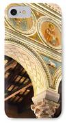 Basilica - Ravenna Italy IPhone Case by Jon Berghoff