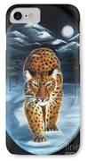 Batukhan Snow Leopard IPhone Case