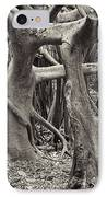 Baynan Roots IPhone Case by Rudy Umans
