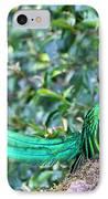 Beautiful Quetzal 3 IPhone Case by Heiko Koehrer-Wagner