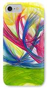 Beauty Gives Joy IPhone Case by Kelly K H B